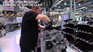 pagani huayra amg engine supercar superbuild pagani huayra an amg engine youtube
