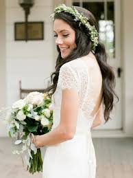 wedding crowns 22 bridal flower crowns for your wedding