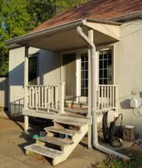 side porches porch deck remodels prairie construction