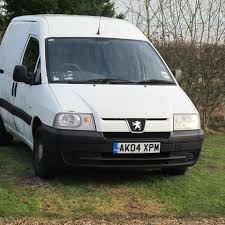 peugeot one second hand peugeot expert 1 9 diesel 115000 miles years mot one