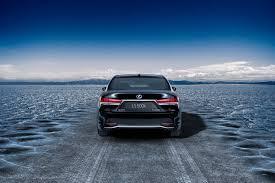2017 lexus ls luxury sedan the ultra luxurious 2017 lexus ls sedan now gets hybrid power