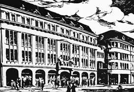 Mit Kauf Haus Kaufhaus Knopf Kaufhaus S Knopf In Freiburg