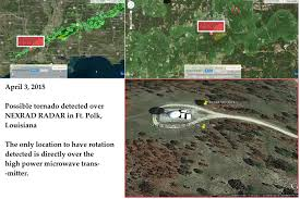 Fort Polk Louisiana Map by 4 03 2015 U2014 Man Made Microwave Tornado Forms Over Ft Polk Nexrad