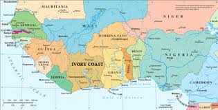 africa map ivory coast ivory coast general strike call portends further foreign