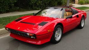 308 gts qv for sale 1983 308 gts quattrovalvole for sale on bat auctions