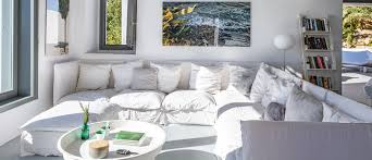 gaia elegantly renovated villa over the port of mykonos town