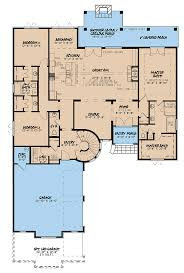 dimensioned floor plan house plan 82400 at familyhomeplans com