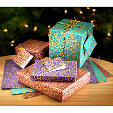 gift wrap sets gift ideas