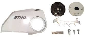 genuine stihl ms250c sprocket cover tooless chain adjustment kit