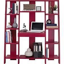 ameriwood home gradient ladder desk bookcase espresso ebay
