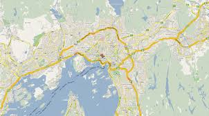 Norway World Map by Oslo Map