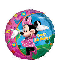 Party City Minnie Mouse Decorations Minnie Mouse Balloons Party City