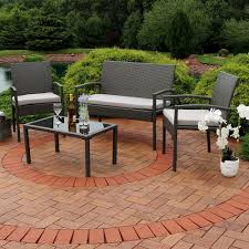 Rattan Patio Furniture Sets - quality outdoor furniture by sunnydaze at great prices