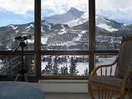 spectacular view of big sky u0026 lake affordable homeaway big