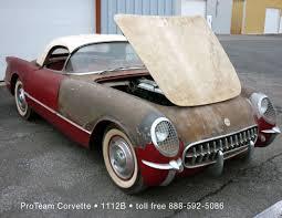 corvett for sale corvette for sale 1954 1112b