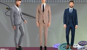 mens wedding suit u2013 what to wear when your mate gets married