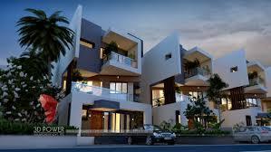 architect house designs animation township maldah 3d power