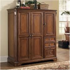 Sauder Harbor View Armoire Antiqued White Armoire Mesmerizing Nice Bedroom With Sauder Armoire Furniture
