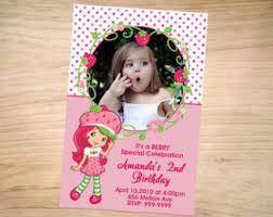 printable birthday invitations strawberry shortcake digital strawberry shortcake invitation strawberry shortcake