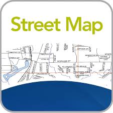 New York Street Map App by Maps U0026 Gis