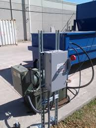 electric trash compactor electrical contractor in fort worth tx cassel electric