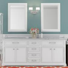 Double Sink Bathroom Vanity by Darby Home Co Colchester 72