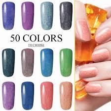 perfect summer chameleon colour changing gel nail polish soak off