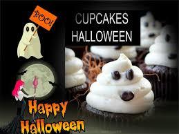 decorar cupcakes de fantasmas halloween halloween cupcakes for