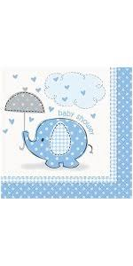 baby boy baby shower blue elephant boy baby shower gift bag kitchen dining