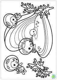 coloring pages print octonauts los octonauts colouring