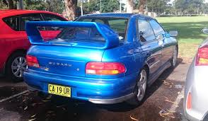 1998 subaru impreza file 1998 subaru impreza gc8 my98 wrx club spec evo 2 sedan