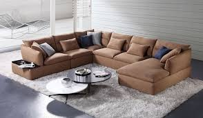 sofa u lovely u shaped sofa with modular sofa delux deco