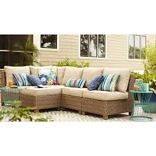 Sears Patio Furniture Replacement Cushions by Patio Allen U0026 Roth Patio Furniture Lowes Outdoor Table And