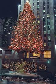 Rockefeller Tree Rockefeller Center Tree 2017 Tree Lighting History
