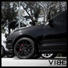 porsche cayenne black rims wheels tires parts for 2006 porsche cayenne ebay