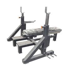 Powerlift Bench Muscle Motion Heavy Duty Powerlifting Bench Press