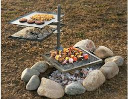 Cowboy Grill And Fire Pit by Camp Grills U0026 Camp Grill Cooking Sets