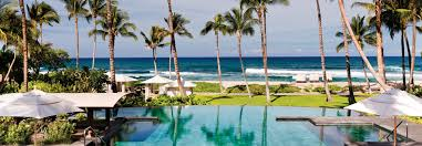 seasons hualalai luxury hawaii holiday ker u0026 downey