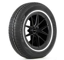 Double White Wall Motorcycle Tires Tires 235 75 15 White Wall Ebay