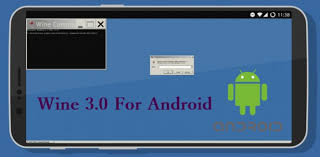 android apk apps wine 3 0 for android wine 3 0 apk run windows apps on