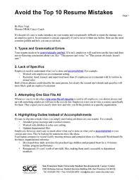 avoiding resume mistakes i want money today alabama homework help essays writing avoid