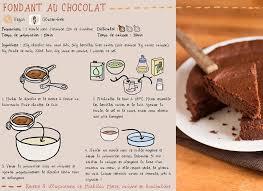 recette de cuisine a imprimer fondant au chocolat lentilles cuisine en bandoulière