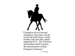 sport en chambre x cheval sport citation wall decal décor de chambre de filles