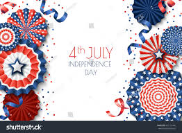 4th july usa independence day vector stock vector 661157446