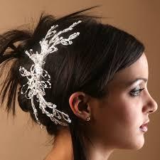 accessoires de mariage coiffure mariage 135 eclats de cristal