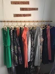 diy hanging clothes rack peace corps cribs peru no sleep till peace