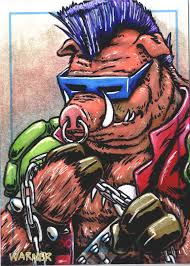 bebop sketch card by jlwarner on deviantart
