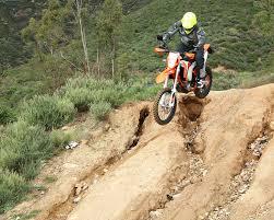 making a motocross bike road legal 2016 ktm 500exc dirt bike test