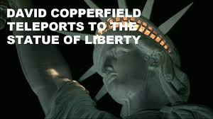 the magic of david copperfield v the statue of liberty intro 2017