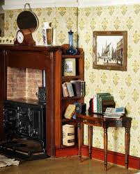 1990s interior design gallery of 12 dollhouses that trace 300 years of british